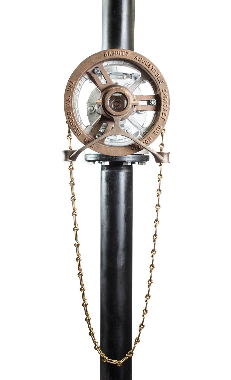 Standard Chainwheel Babbitt Chainwheels